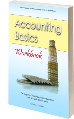 Accounting Basics: Workbook (click to view on Amazon)
